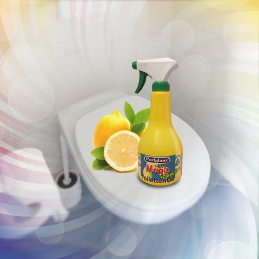 Magic citrus Nettoyant PERLGLANZ pour WC 500 ml.