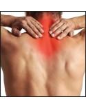 Tension et douleur des muscles du cou