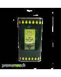 2 Lt. Huile d'olives extra vierge pressée à froid